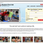 Student First Aid – Free video online first aid course for all children and schools